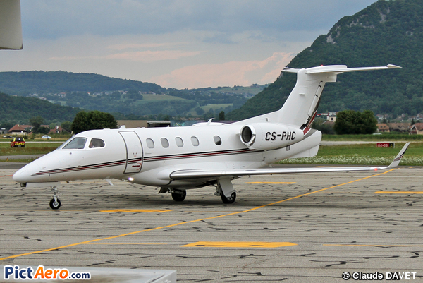Embraer 505 Phenom 300 (NetJets Europe)
