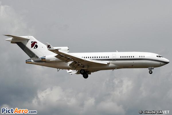 Boeing 727-76RE (Platinum Services Ltd.)