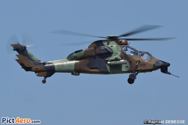 Eurocopter EC-665 HAP Tigre (France - Army)