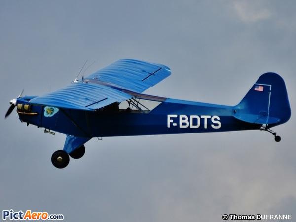 Piper L-4H Grasshopper  (J-3C-65D) (Privé)