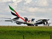 Airbus A380-861 (A6-EDG)