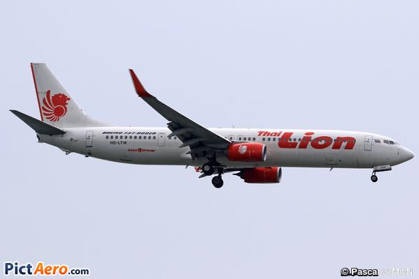 Boeing 737-9GP/ER (Thai Lion Air)