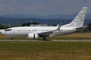 Boeing 737-7LT/BBJ (N2708E)