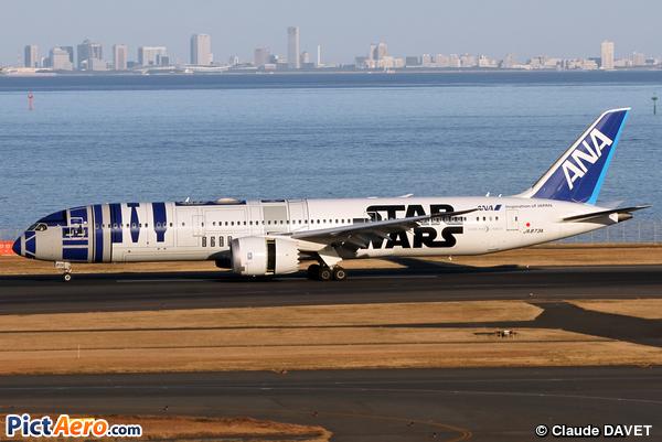 Boeing 787-9FX Dreamliner (All Nippon Airways)