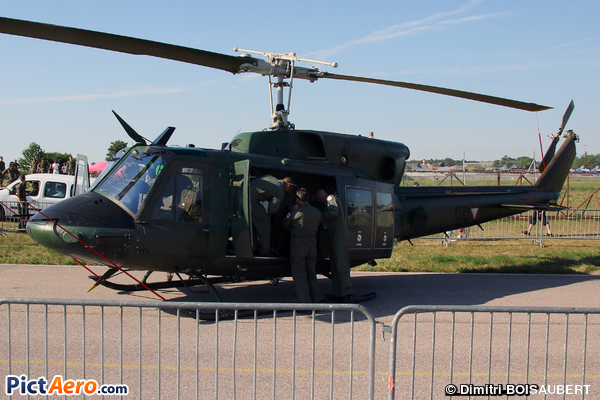 Agusta AB-212  (Austria - Air Force)
