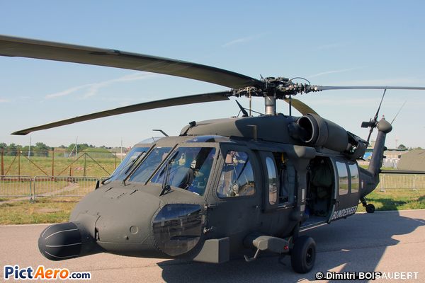 Sikorsky S-70A-42 Black Hawk  (Austria - Air Force)