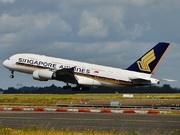 Airbus A380-841 (9V-SKK)