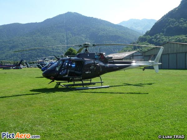 AS-350 Ecureuil (Hélicoptères de France (HDF))