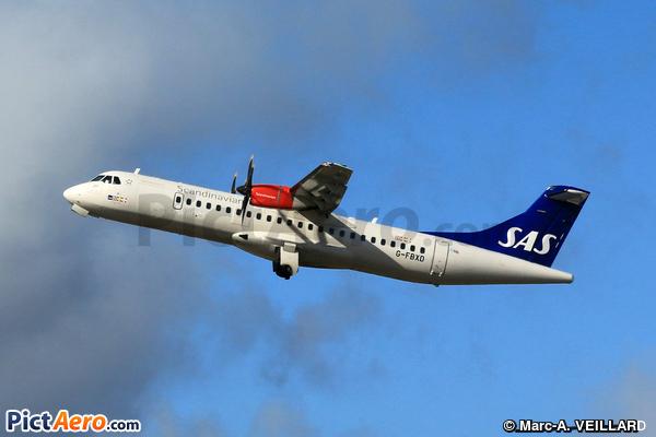 ATR 72-600 (Scandinavian Airlines (SAS))