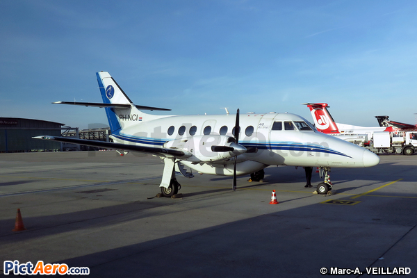 BAe 3201 Jetstream 32EP (AIS Airlines)