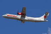 ATR 72-600 (PK-WHM)