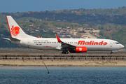 Boeing 737-8GP/WL (9M-LNM)