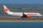 Boeing 737-8GP/WL (9M-LNY)