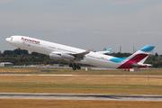 Airbus A340-313X (OO-SCX)