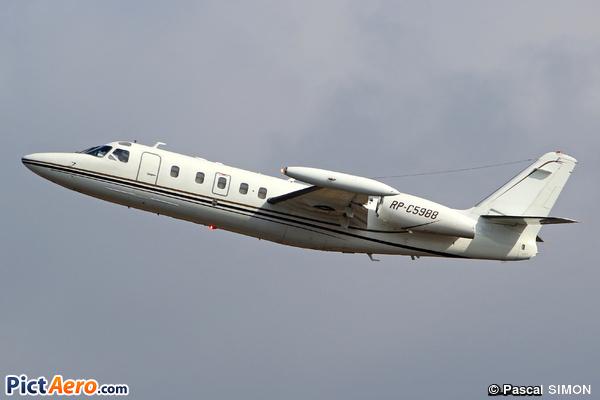 Israel IAI-1124 A Westwind (Lionair Inc.)