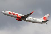 Boeing 737-8GP/WL (PK-LOV)