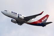 Boeing 737-524/WL (PK-NAS)