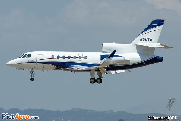 Dassault Falcon 50 (Avo Aviation LLC)