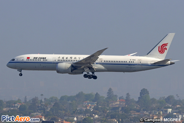 Boeing 787-9 Dreamliner (Air China)