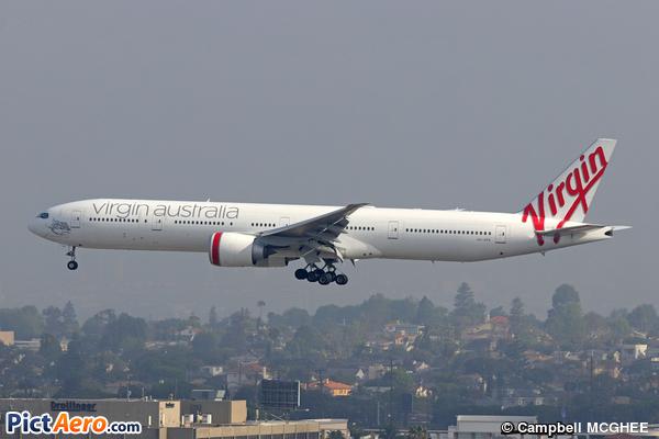 Boeing 777-3ZG/ER (Virgin Australia)
