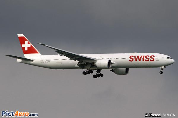Boeing 777-3DE/ER (Swiss International Air Lines)