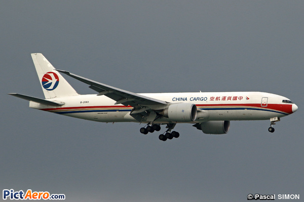 Boeing 777-F6N (China Cargo Airlines)