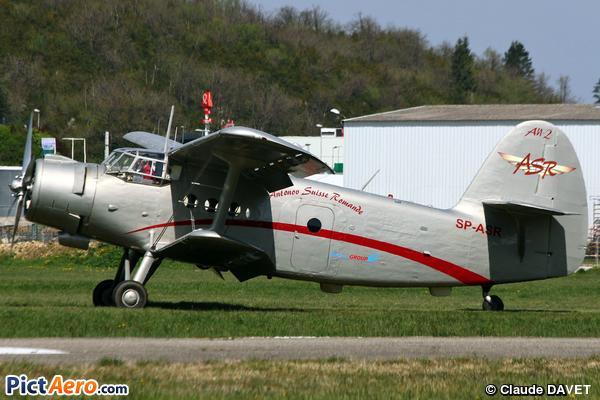 PZL-Mielec M-2 (Antonov Suisse Romande)
