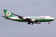 Boeing 747-45EF/SCD - B-16483