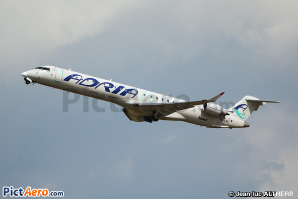 Bombardier CRJ-900 nextgen (Adria Airways)