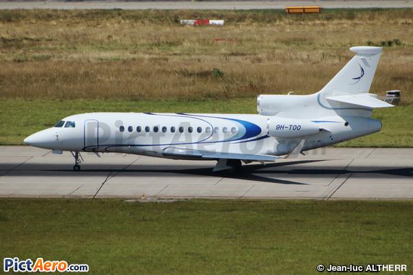 Dassault Falcon 7X (SkyFirst Ltd)