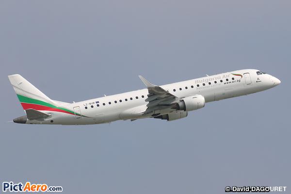 Embraer ERJ-190AR (ERJ-190-100 IGW) (Bulgaria Air)