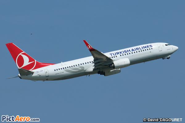 Boeing 737-8F2/WL (Turkish Airlines)