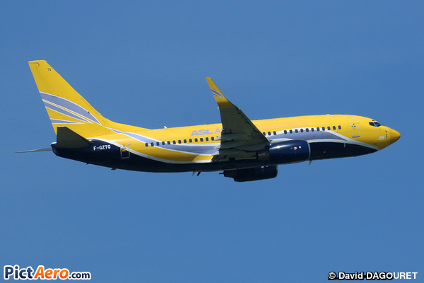 Boeing 737-73S/WL (ASL Airlines France)