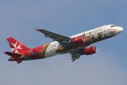 Airbus A320-214 - 9H-AEO