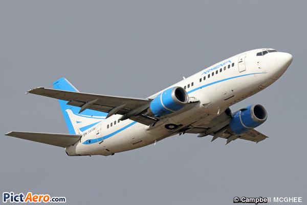 Boeing 737-505 (Armenia Aircompany)