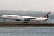 Boeing 777-3DZ/ER (A7-BAA)