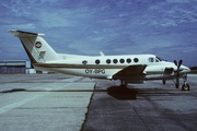 Beech B200C Super King Air (OY-BPG)