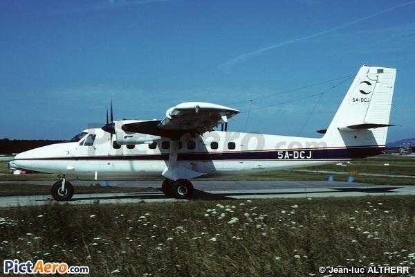 De Havilland Canada DHC-6-300 Twin Otter (Occidental Petroleum Corp.)