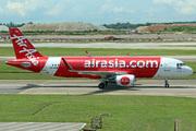 Airbus A320-216/WL (HS-BBW)