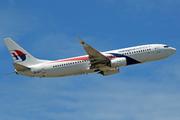 Boeing 737-8H6/WL (9M-MLT)