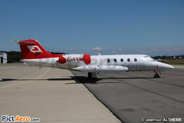 Learjet 36A (Fox Flight)