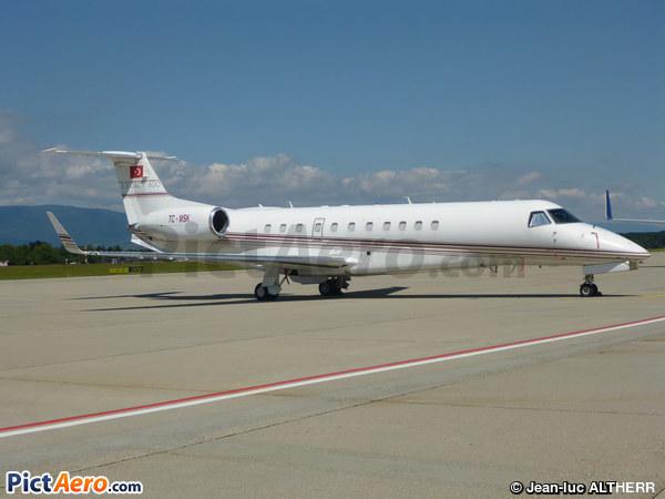 Embraer ERJ-135BJ Legacy 600 (Skyline Havacilik)
