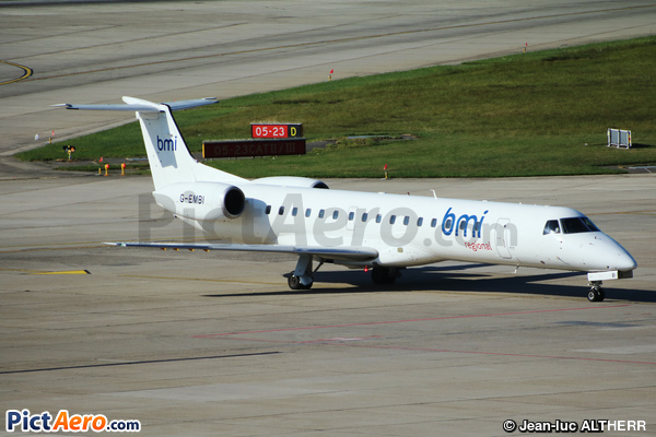 Embraer ERJ-145EU (bmi Regional)