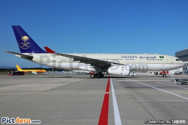 Airbus A330-243 (Saudi Arabian Airlines)