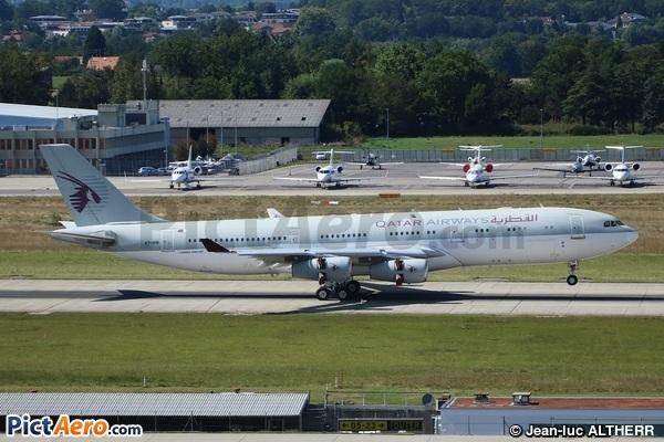 Airbus A340-211 (Qatar - Amiri Flight)