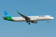 Airbus A321-211/WL (OE-LCR)