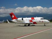 Canadair CL600-2B16 Challenger 650 (HB-JWB)