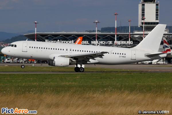 Airbus A320-232 (SunExpress)