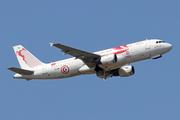 Airbus A320-211 (TS-IML)