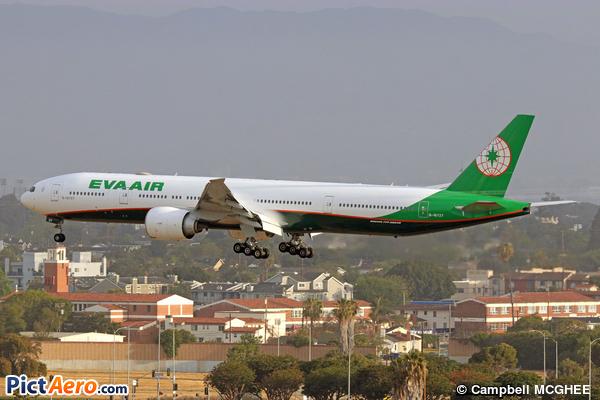 Boeing 777-35E/ER (Eva Air)